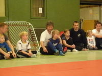 1. Vater-Kind-Sporttag am 12.01.2013