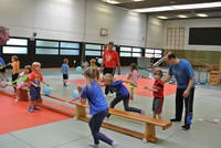 Vater-Kind-Sporttag am 28.09.2013
